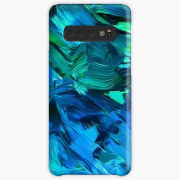 PAINT TEXTURE PATTERN  Samsung Galaxy Snap Case