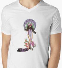 Nouveau Angelina Men's V-Neck T-Shirt
