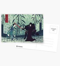 The Forest Postcards