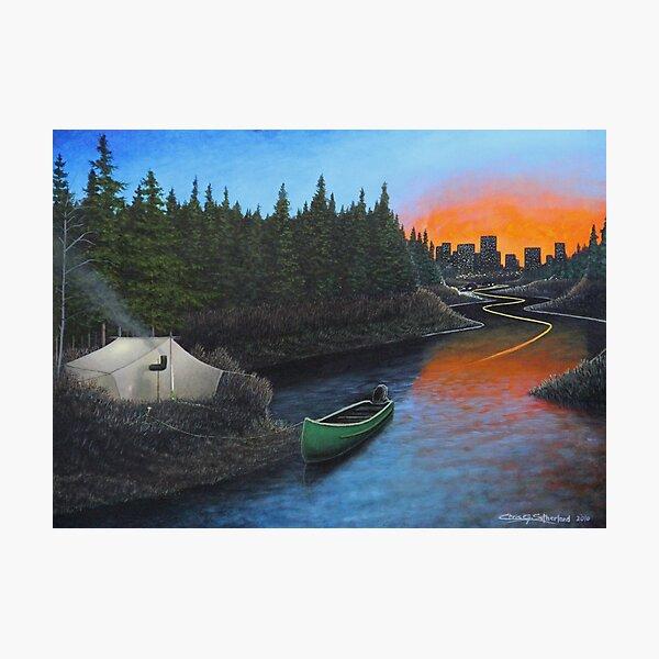 River Road Photographic Print