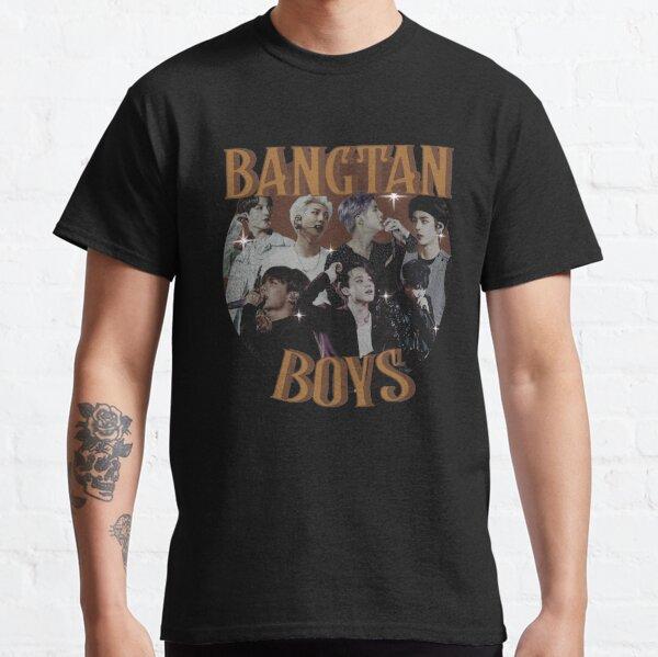 Conception BTS Vintage T-shirt classique