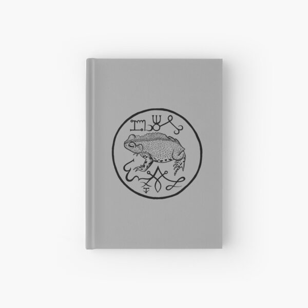 Toad of the West by Gemma Gary Hardcover Journal