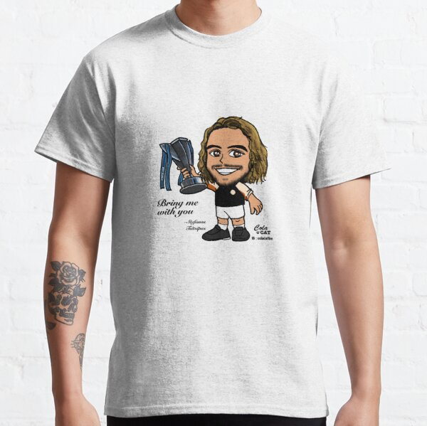 Stefanos Tsitsipas T-shirt classique