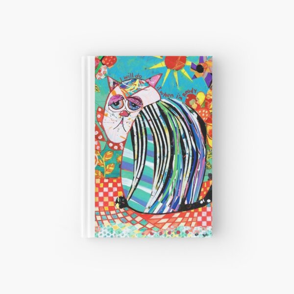 When I'm Ready Hardcover Journal