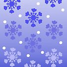 Snowflake Lilliput's Sleeve Print by ShionS3
