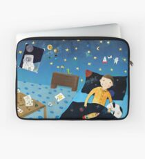 To The Stars II Laptop Sleeve