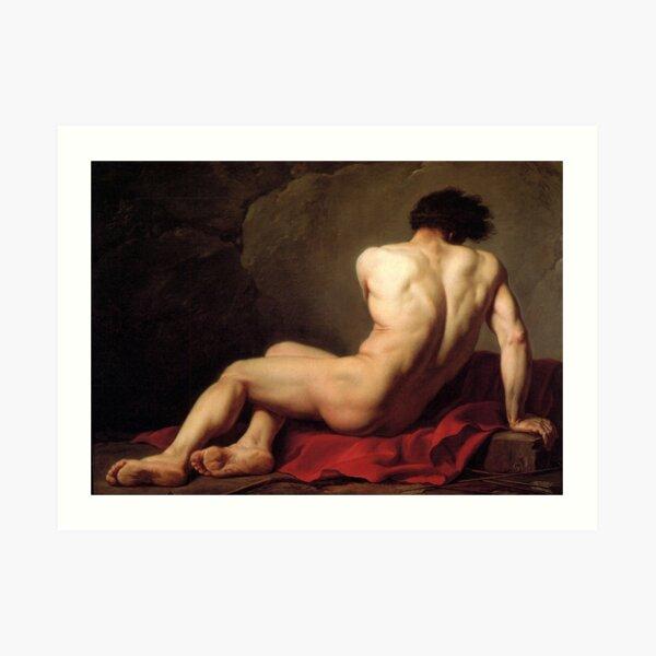 Patroclus (1780) - Jacques-Louis David Art Print