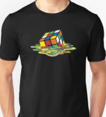 Melting Rubix T-Shirt