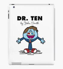 Dr Ten iPad Case/Skin