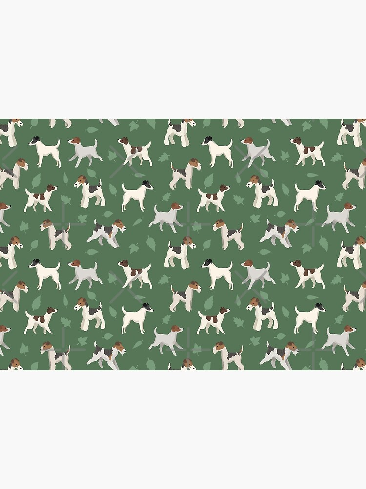 Fox Terrier Adventures by elspethrose