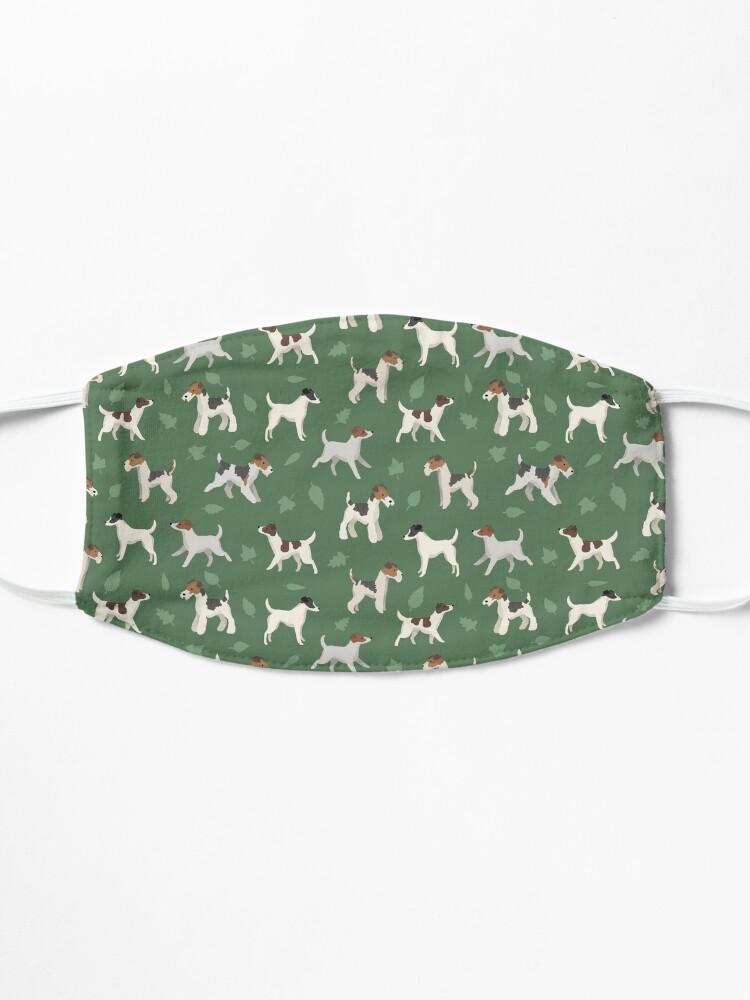 Alternate view of Fox Terrier Adventures Mask