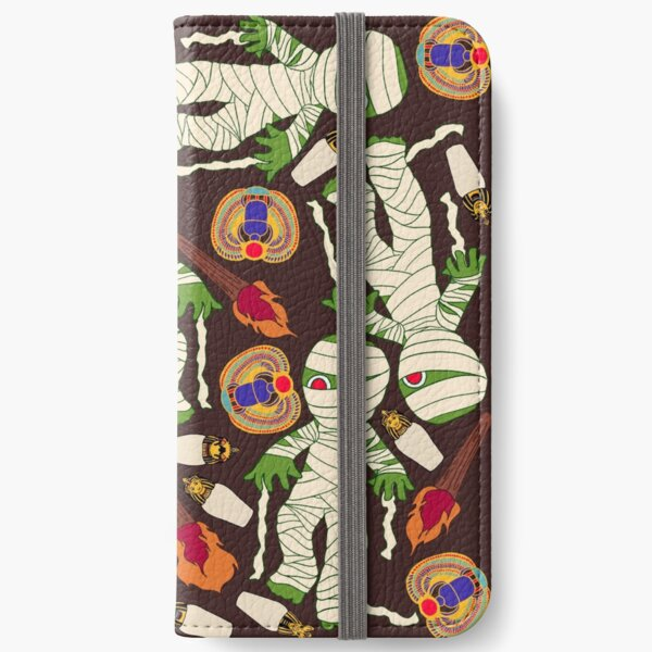 Mummy Merch iPhone Wallet