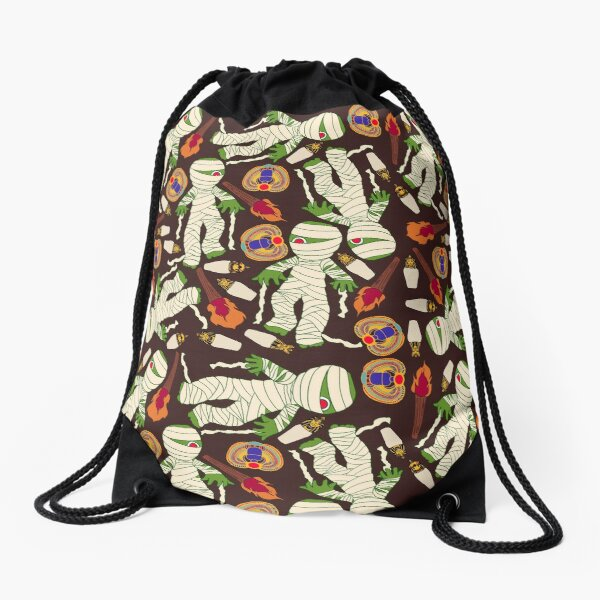 Mummy Merch Drawstring Bag
