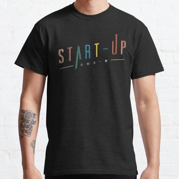 Start-Up (스타트업) K-Drama Design Classic T-Shirt