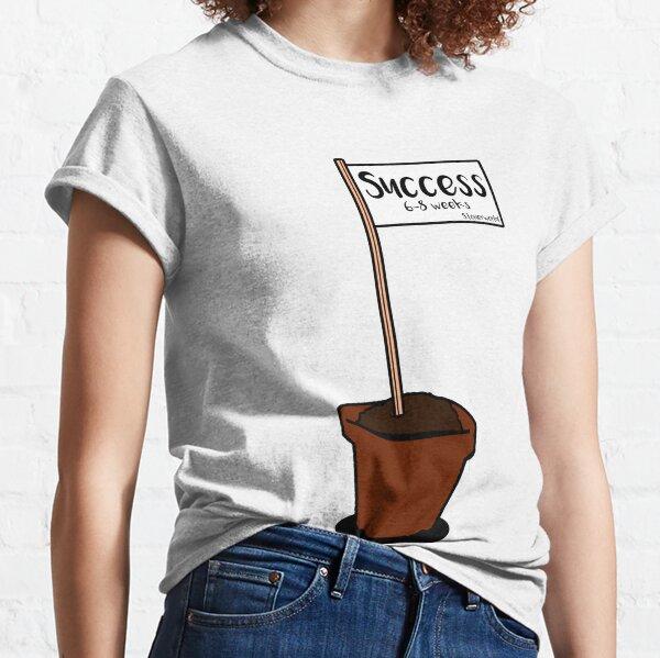 Success in progress Classic T-Shirt