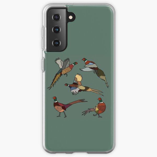 Pheasant Samsung Galaxy Soft Case