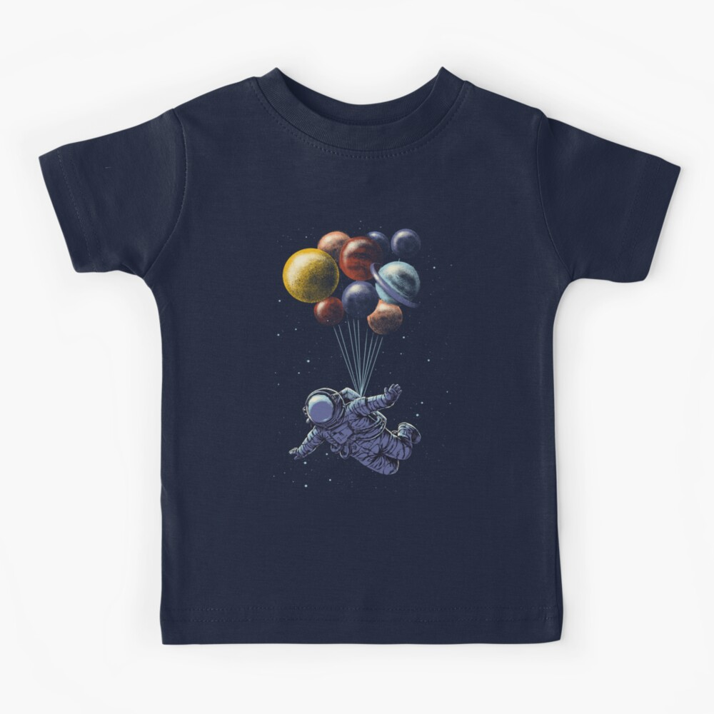 Space Travel Kids T-Shirt
