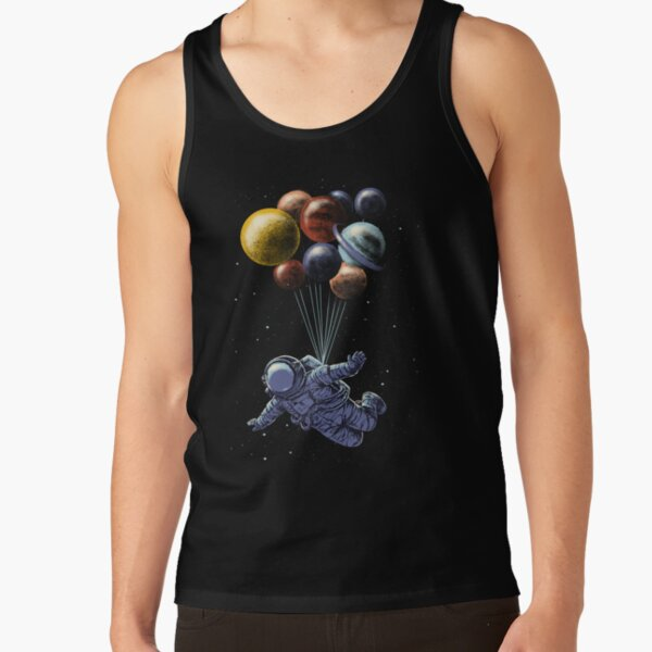 Space Travel Tank Top
