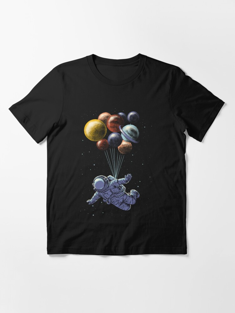 Alternate view of Space Travel Essential T-Shirt