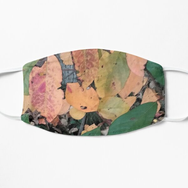 Yellow Leaves Mask