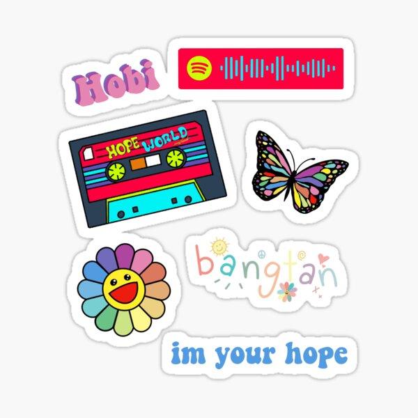 Hobicore Sticker Set Sticker