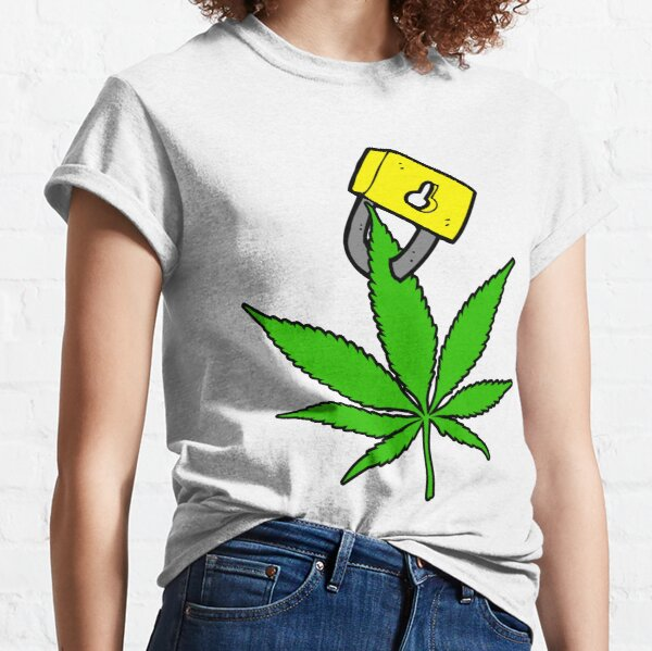 Free the weed Design #2 Classic T-Shirt