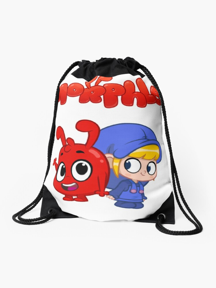 Morphle Cartoon Kids Show Drawstring Bag By Alastair42 Redbubble If you have $3 per month or $25 per year to spare, please consider becoming a supporter today! redbubble