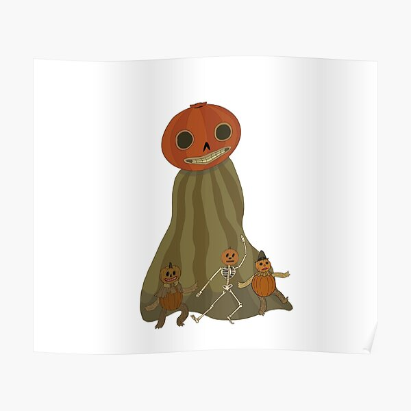 pottsfield pumpkins  Poster