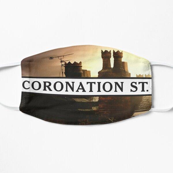 Coronation Street Flat Mask