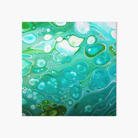 Ocean Breeze Art Board Print