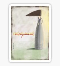 Entrapment Sticker