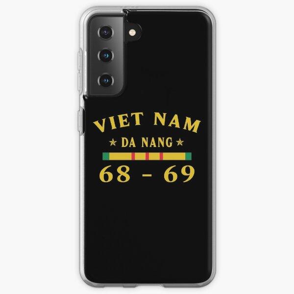 US Army Vietnam Veteran - Vietnam Da Nang Veteran  Samsung Galaxy Soft Case