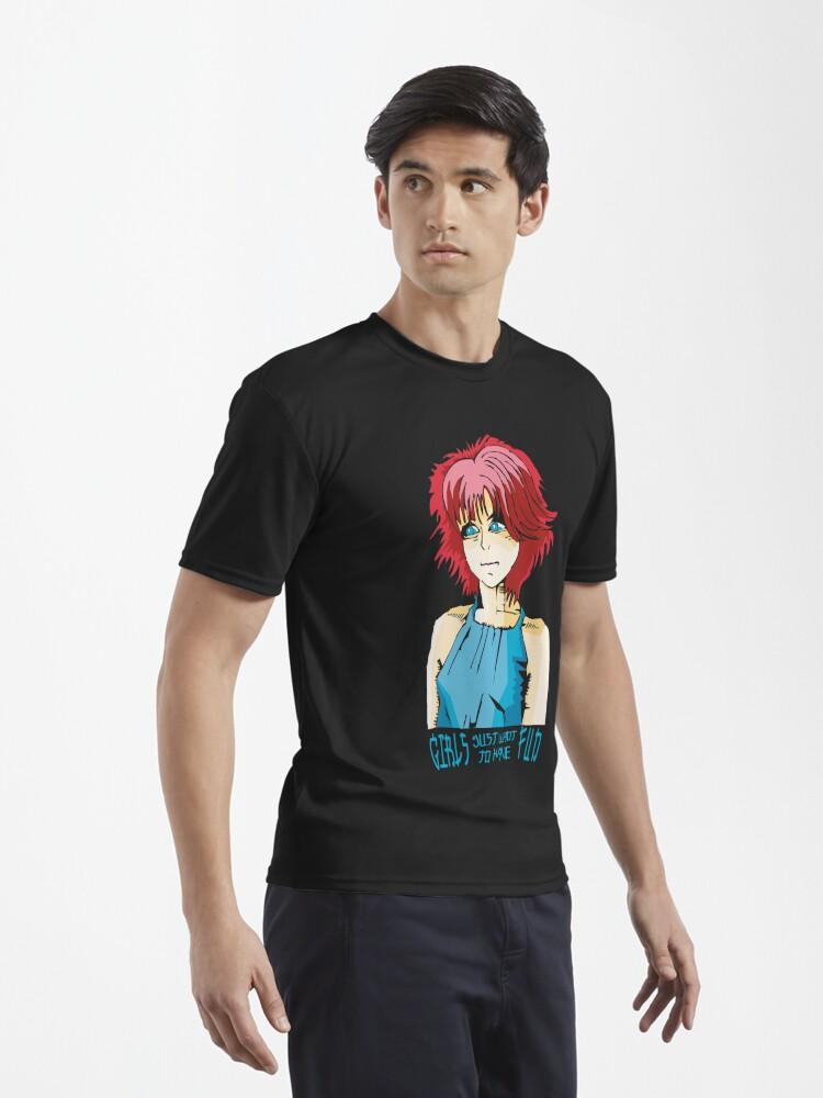 Alternative Ansicht von Girls Just Want To Have Fun - T-Shirts für mehr Girl Power und Lust for Life. Zeig deine Energie in jeder Sekunde deines Lebens! Funktionsshirt