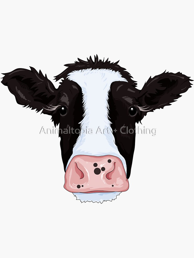 Moo Cow by compassionately