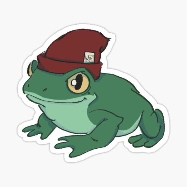 Frog!Nicole Sticker