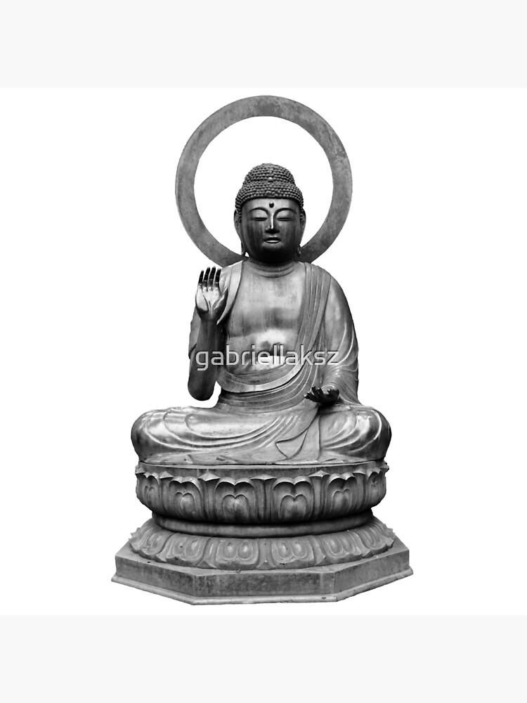 Budda statue by gabriellaksz