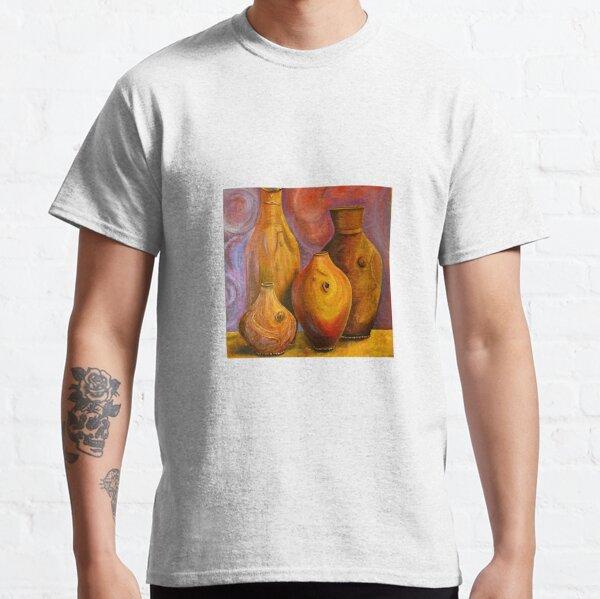 Four Vases Classic T-Shirt