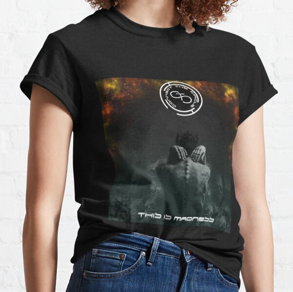 Connect The Circle - This Is Madness Classic T-Shirt