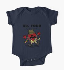 Dr Four One Piece - Short Sleeve