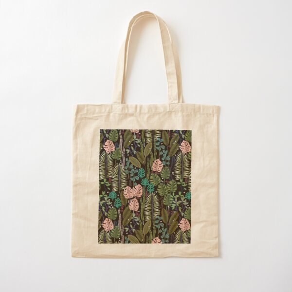 Tropical dream Cotton Tote Bag