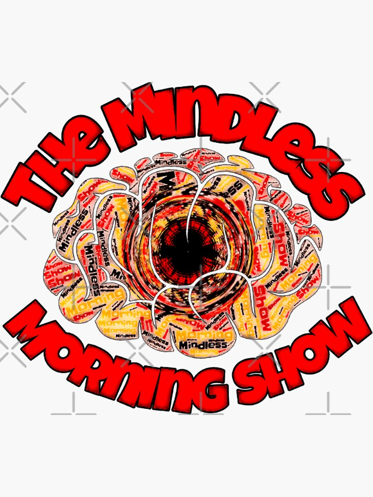 Mindless Morning Show Logo by Mindless-Merch
