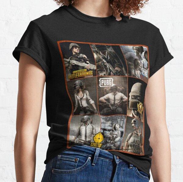 Pubg móvil Camiseta clásica
