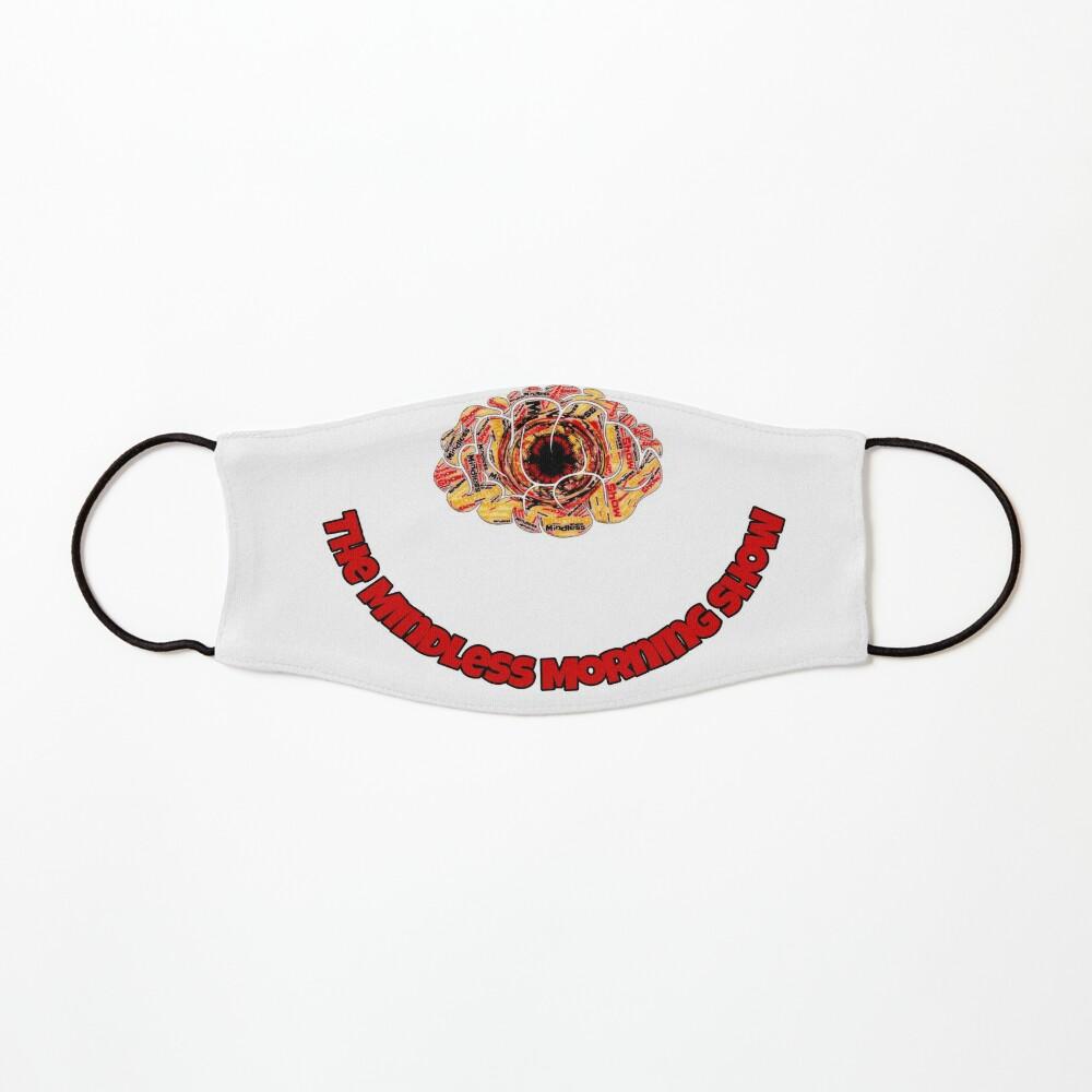 Mindless Morning Show Smile Mask Mask