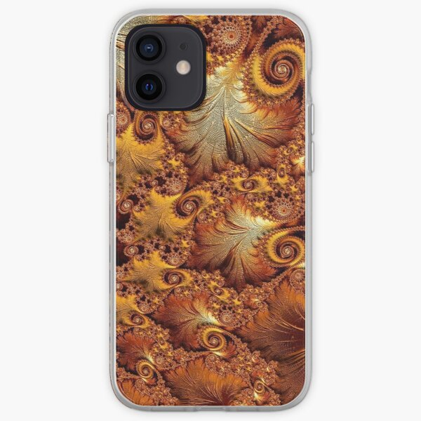 Autumn Leaves iPhone Soft Case