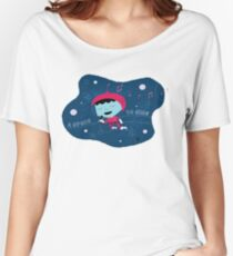 A space to sing Women's Relaxed Fit T-Shirt
