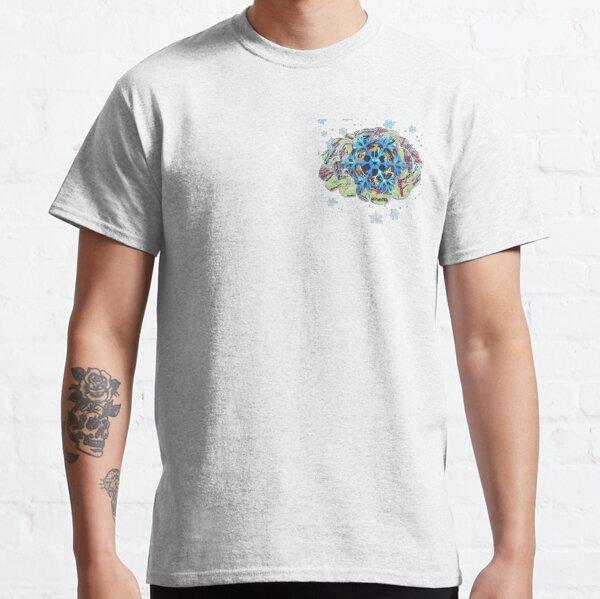 The Mindless Morning Show Brainfreeze Classic T-Shirt