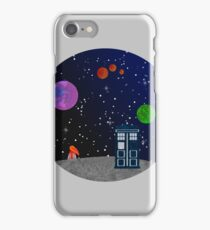 There's always a girl who waited iPhone Case/Skin