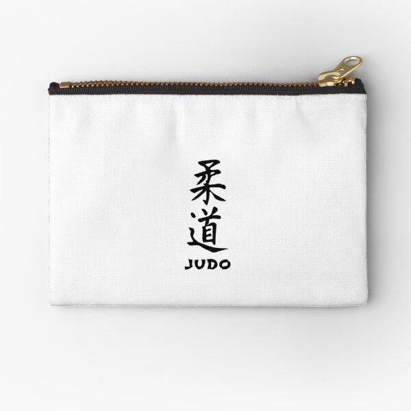 Kanji aikido Zipper Pouch
