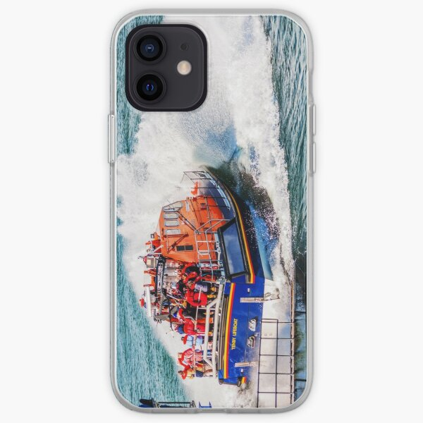 Coming To The Rescue iPhone Soft Case