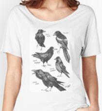 Corvids Women's Relaxed Fit T-Shirt